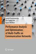 Melikov, Agassi;Ponomarenko, Leonid;Kim, Che Soong: Performance Analysis and Optimization of Multi-Traffic on Communication Networks