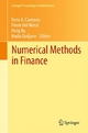 Numerical Methods in Finance - René Carmona;  Pierre Del Moral;  Peng Hu;  Nadia Oudjane