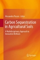 Carbon Sequestration in Agricultural Soils - Alessandro Piccolo