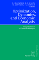 Optimization, Dynamics, and Economic Analysis