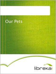 Our Pets - MVB E-Books