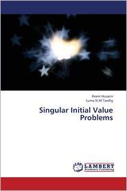 Singular Initial Value Problems