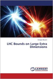 Lhc Bounds on Large Extra Dimensions