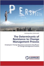 The Determinants of Resistance to Change Management Process