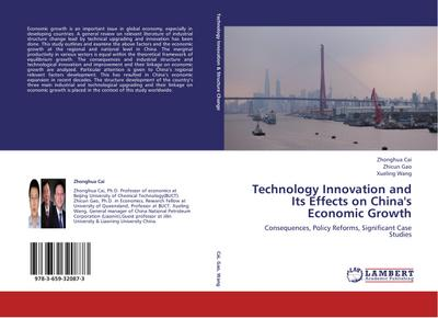 Technology Innovation and Its Effects on China's Economic Growth - Zhonghua Cai