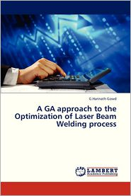 A Ga Approach to the Optimization of Laser Beam Welding Process