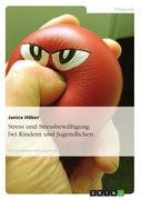 Janice Höber: Stress und Stressbewältigung bei Kindern und Jugendlichen