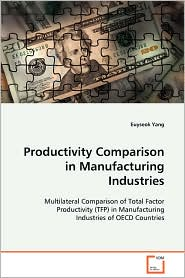 Productivity Comparison in Manufacturing Industries - Euyseok Yang