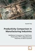 Productivity Comparison in Manufacturing Industries