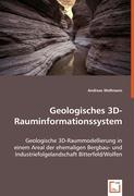 Geologisches 3D-Rauminformationssystem