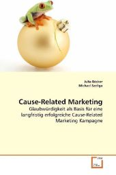 Cause-Related Marketing - Julia Böcker