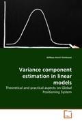 Amiri-Simkooei, AliReza: Variance component estimation in linear models