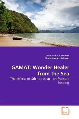 GAMAT: Wonder Healer from the Sea - The effects of Stichopus sp1 on fracture healing - Ab Rahman, Shaifuzain / Ab Rahman, Shaifulizan