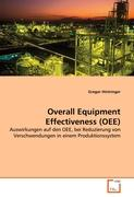 Overall Equipment Effectiveness (OEE)