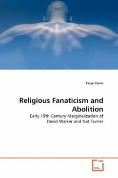 Religious Fanaticism and Abolition - Davis, Taiyo