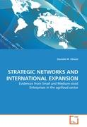 STRATEGIC NETWORKS AND INTERNATIONAL EXPANSION