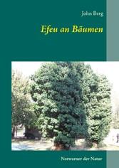 Efeu an Bäumen - Notwarner der Natur - John Berg