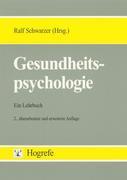 Ralf Schwarzer: Gesundheitspsychologie