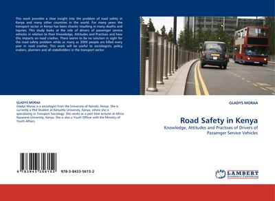 Road Safety in Kenya - GLADYS MORAA
