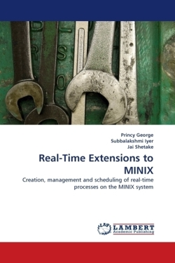Real-Time Extensions to MINIX