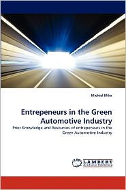 Entrepeneurs In The Green Automotive Industry - Michiel Mikx