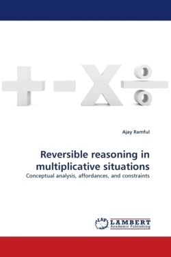 Reversible reasoning in multiplicative situations