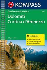 Guida turistica n. 993. Italia. Cortina d'Ampezzo - Hüsler Eugen E.