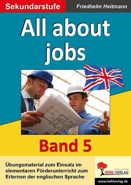 English - quite easy! (Band 5) All about jobs