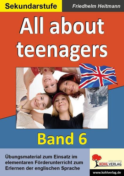 English - quite easy! (Band 6) All about teenags