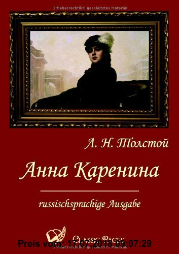 Gebr. - Anna Karenina (Classic Pages)