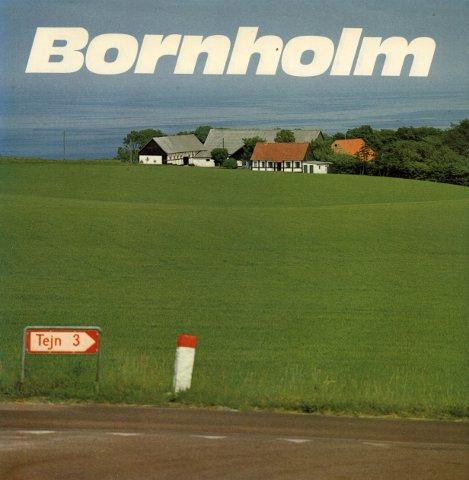 Bornholm - Bilderbuch einer Märcheninsel - Federau, Bernt