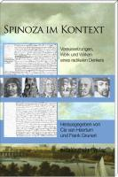Spinoza im Kontext
