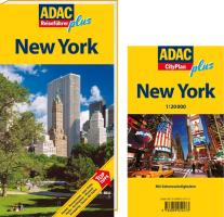 ADAC Reiseführer plus! New York: Hotels, Restaurants, Jazz Cubs, Parks, Architektur, Museen, Shopping, Oasen der Ruhe. Top Tipps