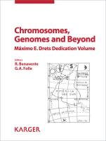 Chromosomes, Genomes and Beyond