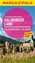 MARCO POLO Reiseführer Salzburger Land - Gabriela Paumgartner-Eccli, Siegfried Hetz