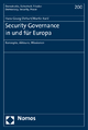 Security Governance in und für Europa - Hans-Georg Ehrhart; Martin Kahl