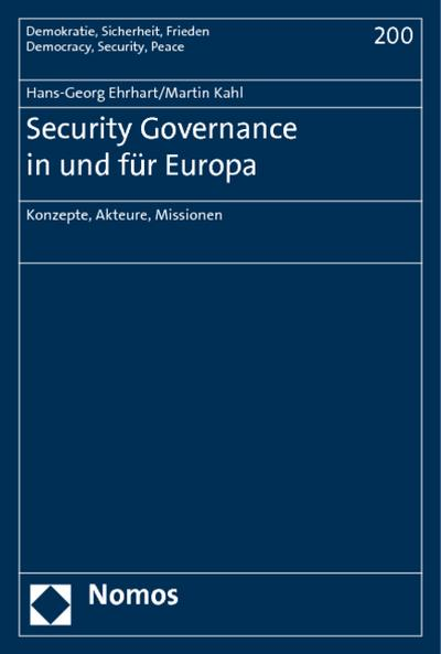 Security Governance in und für Europa