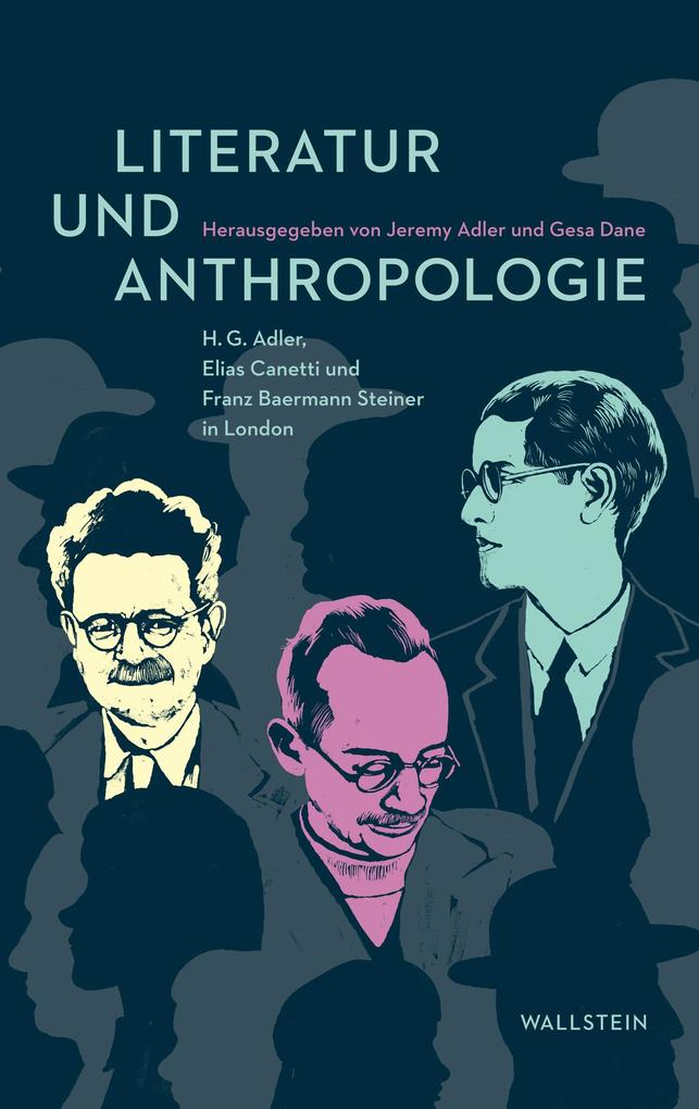 Literatur und Anthropologie als eBook Download von