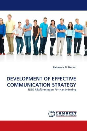 Development of Effective Communication Srategy - NGO Riksföreningen För Handvävning - Goltsman, Aleksandr