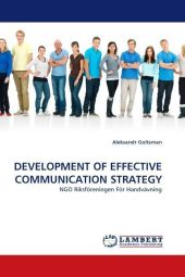 Development of Effective Communication Srategy - Aleksandr Goltsman