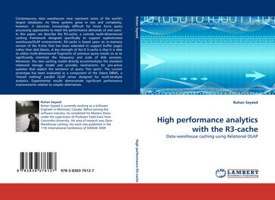High performance analytics with the R3-cache - Ruhan Sayeed