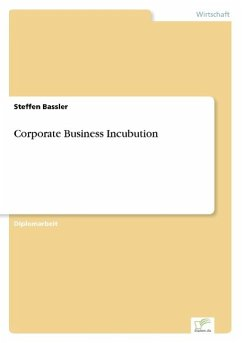Corporate Business Incubution - Bassler, Steffen