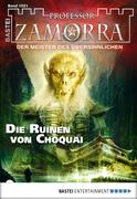 Andreas Balzer: Professor Zamorra - Folge 1021