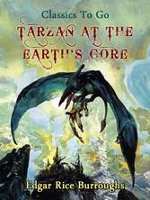 Tarzan at the Earths Core - Edgar Rice Borroughs
