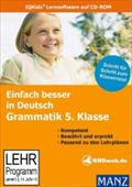 Fit in Deutsch: Grammatik 5. Klasse. Einfach besser lernen. Windows Vista/XP/2000/ME/98