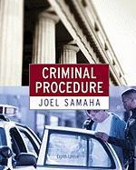 Criminal Procedure - Samaha, Joel