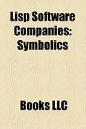 LISP Software Companies: Symbolics