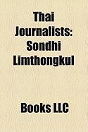 Thai Journalists: Sondhi Limthongkul