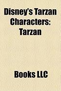 Disney's Tarzan Characters: Tarzan