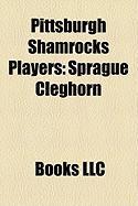 Pittsburgh Shamrocks Players: Sprague Cleghorn